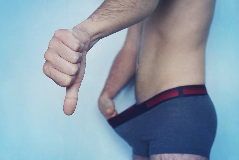 The Real Reason You Can't Get an Erection (And What to Do About It)