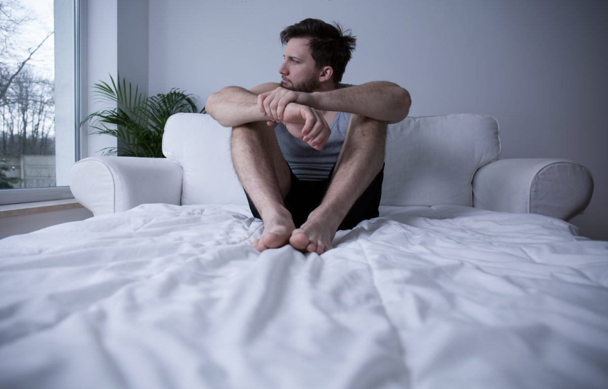 One common side effect of curing Premature Ejaculation