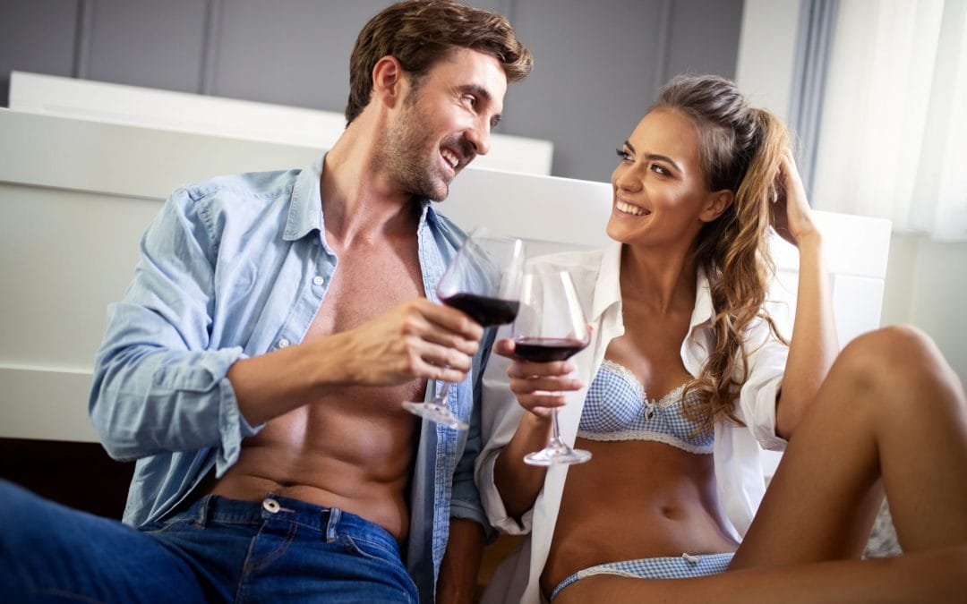 How drinking helps you last longer in bed