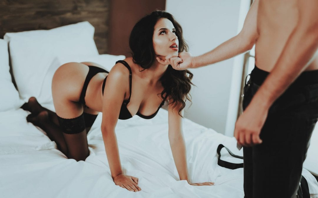 How to Become A Dominant Force in the Bedroom (& Why It Drives Women Wild)
