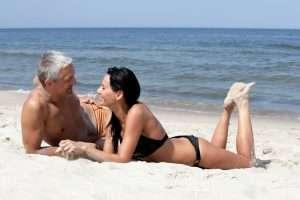 Dating und sex nach 45