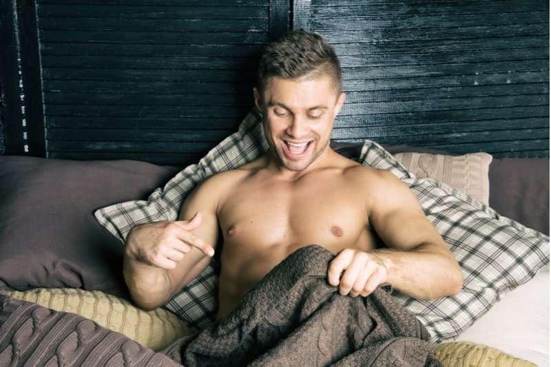 Last longer in bed with reverse kegels