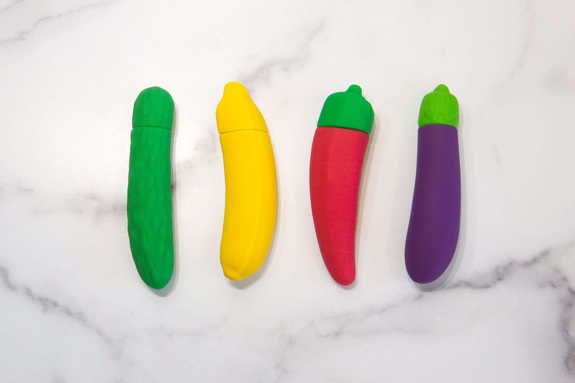 Top 10 Craziest Sex Toys on Amazon.  The Emojibator.